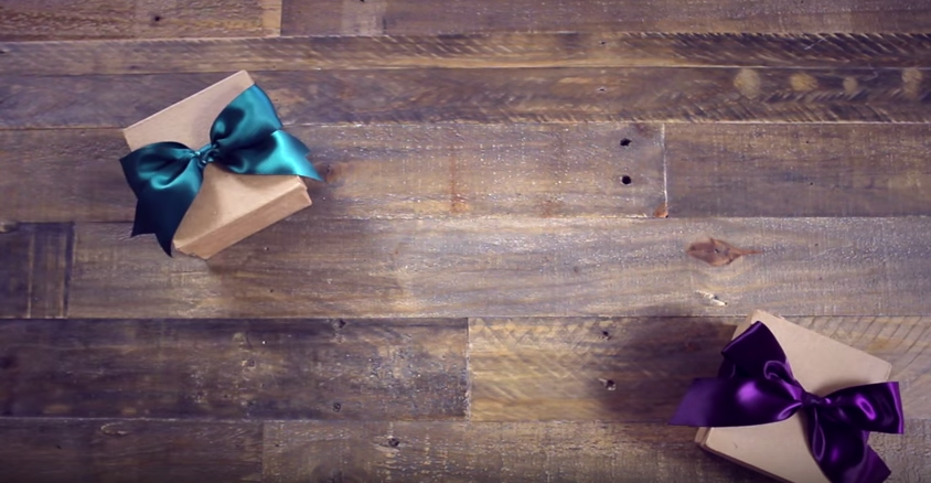 Sabe como fazer um laço perfeito?
